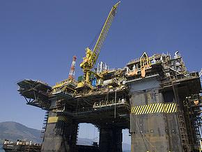 Нефть упала ниже 35 долларов за баррель
