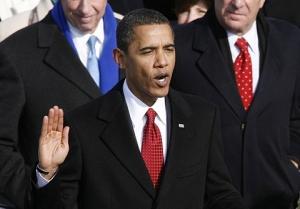 Обама повторно принял присягу президента США