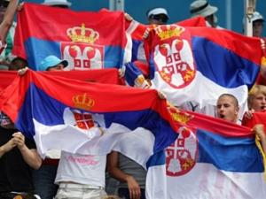 Сербы и боснийцы устроили массовую драку на Australian Open