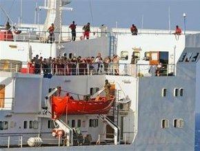 """В МИД Украины отвергают обвинения в бездеятельности по освобождению судна """"Фаина"""""""