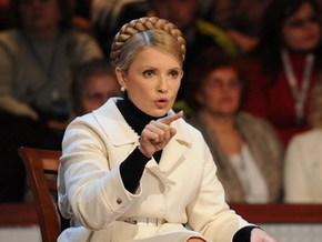 Тимошенко отказалась от встречи с Фирташем на его канале