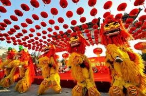 Новый год по-китайски: купите пельмени и наденьте золото