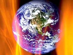 Человечество уже не сможет остановить глобальное потепление