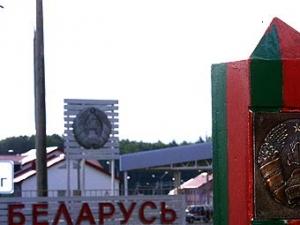 Пьяные белорусы устроили забег до Украины