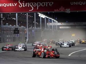 Уличная трасса в Сингапуре будет перестроена