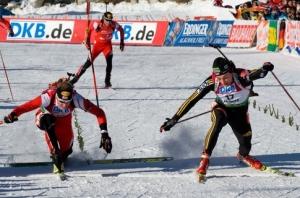 Биатлонисты использовали новый вид допинга