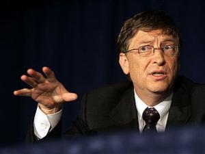 Билл Гейтс выпустил рой комаров на участников конференции TED