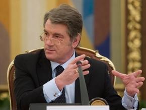 Ющенко заявил Тимошенко, что она не имела права подписывать газовые соглашения
