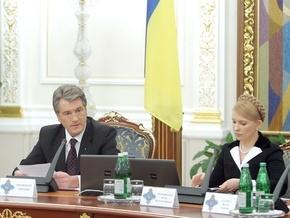 Тимошенко отвергла все обвинения Ющенко
