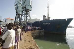 """Пираты захватили """"Фаину"""" по наводке из Одессы, а освобождать мешали спецслужбы России"""