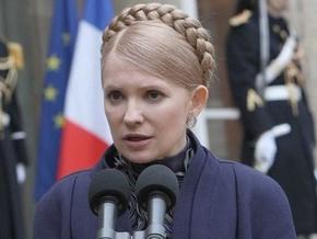 Тимошенко назвала Хорошковского «напомаженным существом с маникюром, педикюром и бриолином»