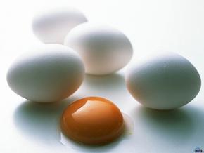 В Украине подешевели яйца и фрукты