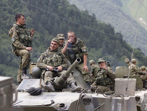 Кокойты: Власти Южной Осетии отдадут земли российским базам на 99 лет