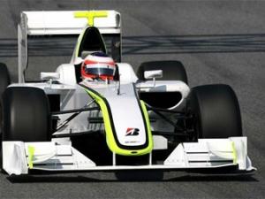 Команда Brawn GP вновь оказалась быстрее всех в Барселоне