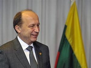 Литва получила кредит на миллиард евро