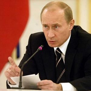 Путин предлагает вернуться к созданию международного газового консорциума