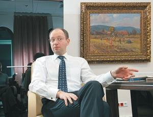 Арсений Яценюк: У Шамшура неплохие шансы возглавить МИД
