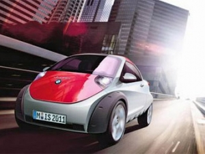"""Компания BMW подтвердила разработку """"зеленого"""" автомобиля Megacity"""