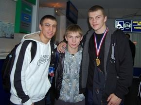Василиий Ломаченко стал Чемпионом Украины