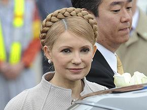 Тимошенко надеется, что с Россией все наладится