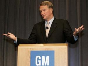 Руководитель GM за свою отставку получит 20 миллионов долларов