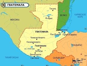 Гватемала отменила визы для украинцев