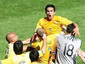 Австралия может досрочно попасть на ЧМ-2010