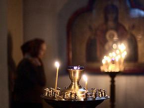 У православних началась Страстная неделя