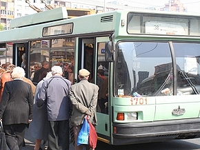 В Киеве на Пасху транспорт будет работать всю ночь