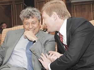 Ахметов хочет оставить Луческу