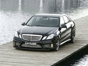 Тюнер Carlsson подготовил свою версию нового Mercedes-Benz E-Class