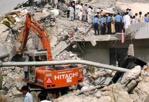 Около 6 тысяч человек пострадали при землетрясении в Китае