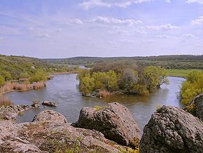 """В Николаевской области создан национальный парк """"Бужский Гард"""""""