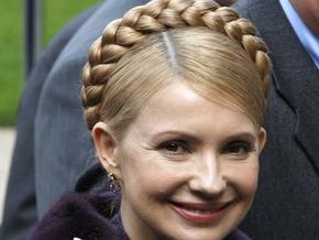 Тимошенко: Украина будет потреблять столько газа, сколько ей нужно
