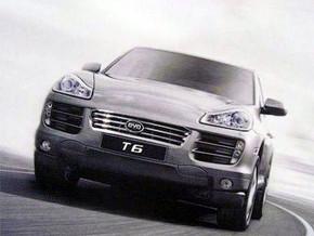 Китайцы выпустят клон Porsche Cayenne