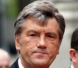 Ющенко отбыл в Черкасскую область