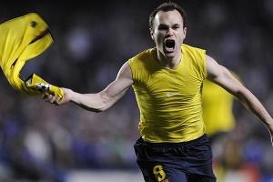 """Лига Чемпионов: """"Барселона"""" вдесятером вырвала путевку в финал"""