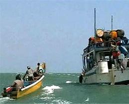 Пираты захватили голландский сухогруз с украинским экипажем