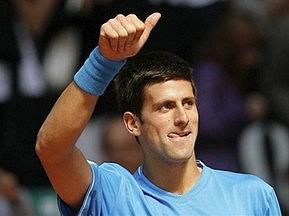 Мадрид ATP: Джокович выходит в четвертьфинал