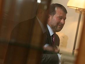 Балога уходит от Ющенко из-за выборов?