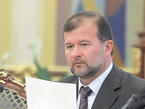 ПР: Балога вынес свои вещи из Секретариата и не отвечает на звонки Ющенко
