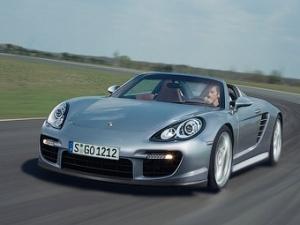 Porsche готовит в преемники Carerra GT новый среднемоторный суперкар