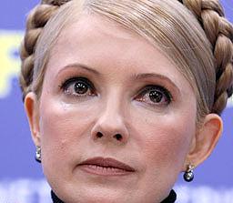 Тимошенко заявляет, что идет в Президенты