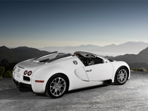 Во Франции начался выпуск Bugatti Veyron без крыши
