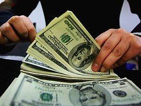 Курс продажи наличного доллара составляет 7,63-7,67 гривны