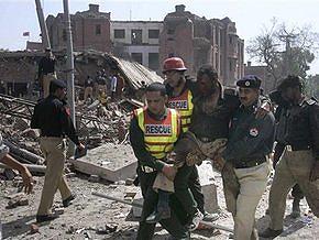 Теракт в Пакистане: более 30 погибших