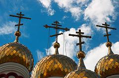 Православные и греко-католики отмечают Вознесение