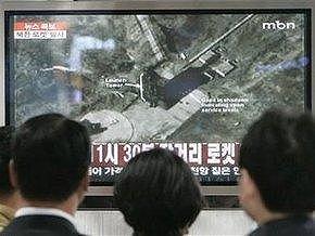 КНДР готовится к испытаниям ракеты дальнего радиуса действия