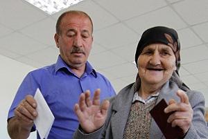 ЕС признал выборы в Южной Осетии незаконными