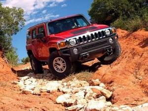 GM продаст Hummer до конца лета